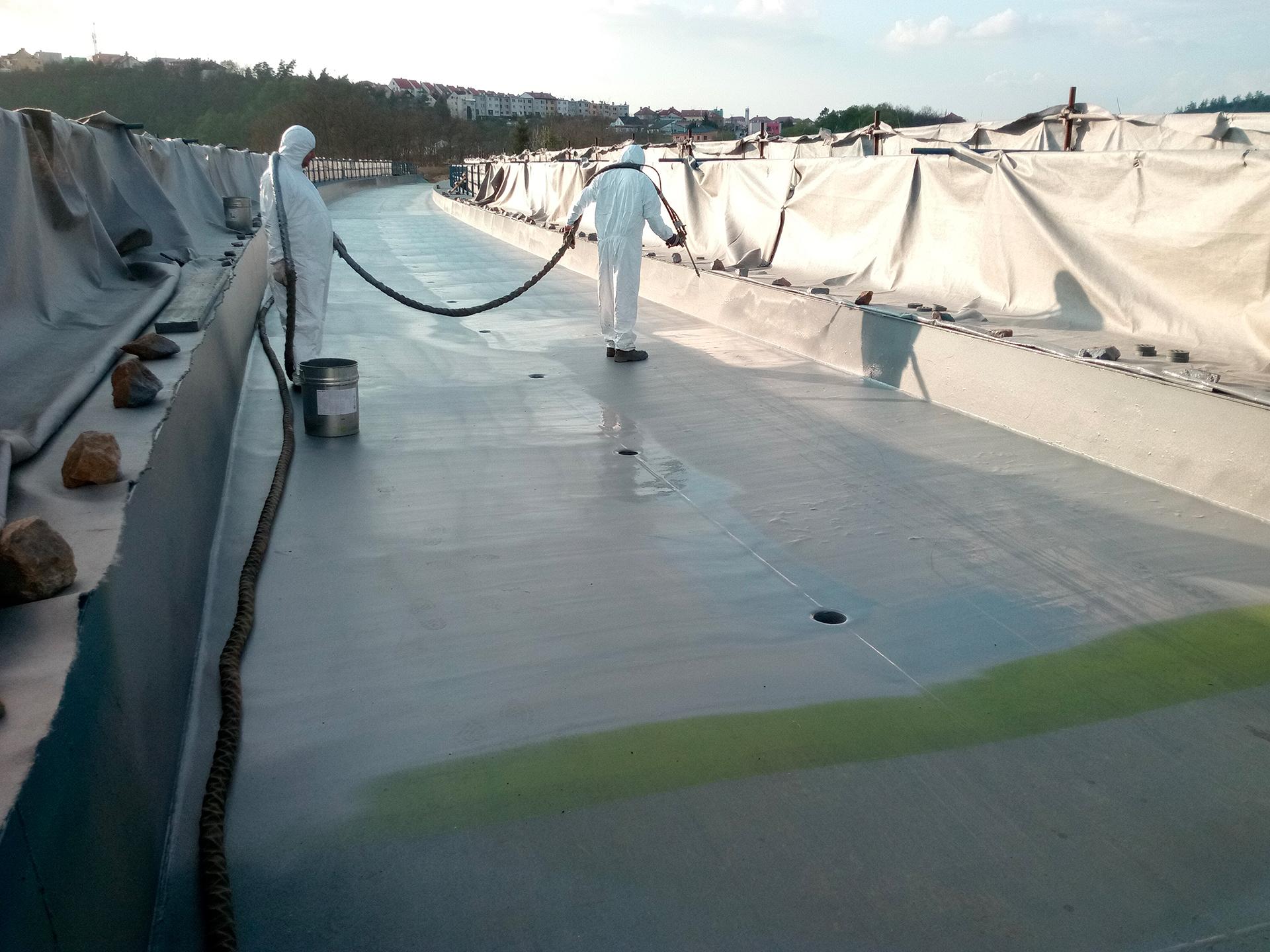 Hydroizolace betonových konstrukcí